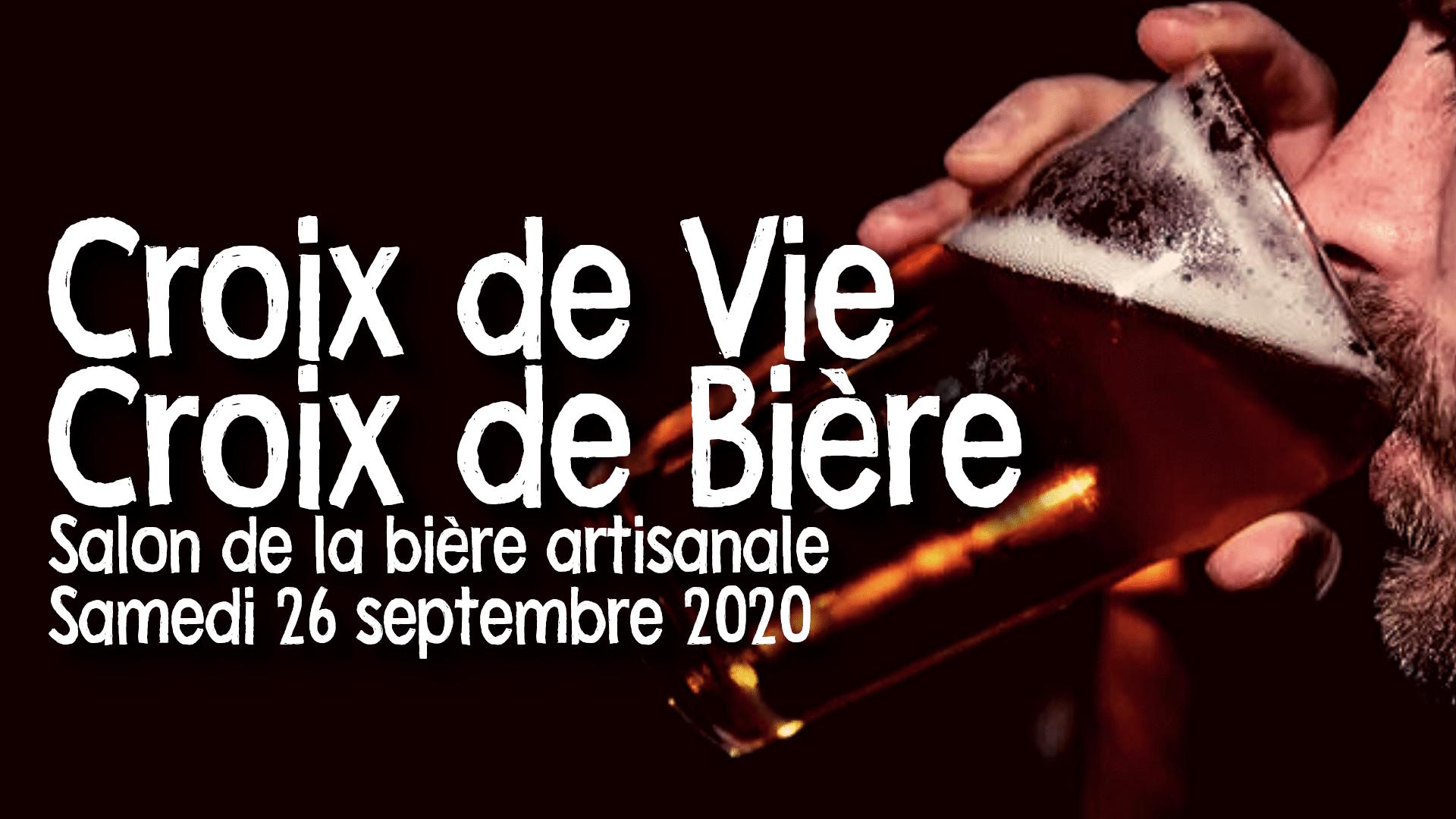 Croix de vie croix de bière XVXB 2020