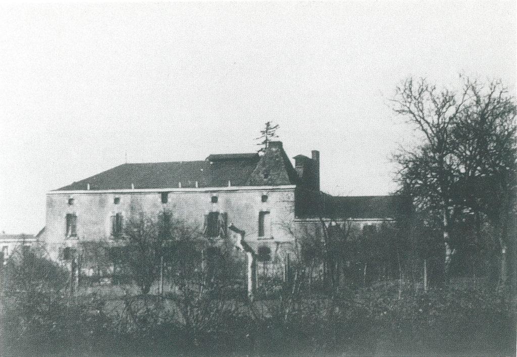 Photo, collection privée, brasserie Lemoult La Roche-sur-Yon