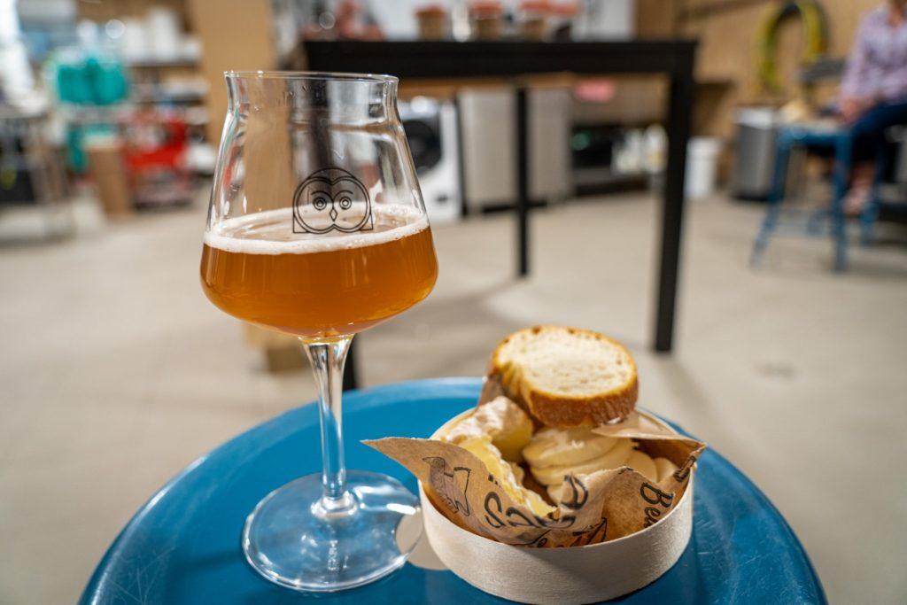 atelier dégustation bière à la brasserie la Hulotte par La Bière Autrement